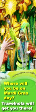 Let us get you to Mardi Gras 2007 in New Orleans